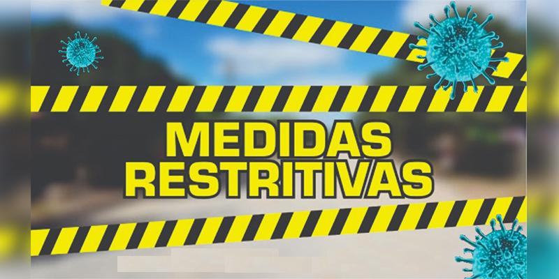 MEDIDAS RESTRITIVAS